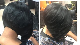 Quickweave Bob W  No Leave Out