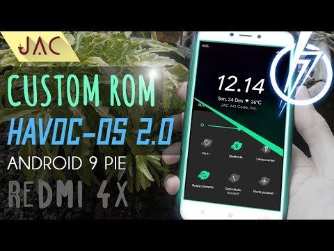 JUARANYA KUSTOMISASI 🏆 [1] | Custom Rom Havoc-OS v2 0
