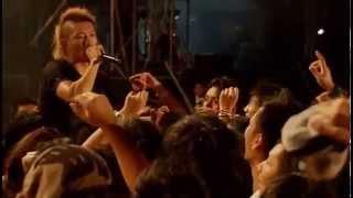 東日本震災TOSHILOWAIRJAM2012MC