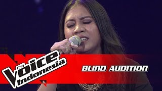 Shafira - Sang Dewi   Blind Auditions   The Voice Indonesia GTV 2018
