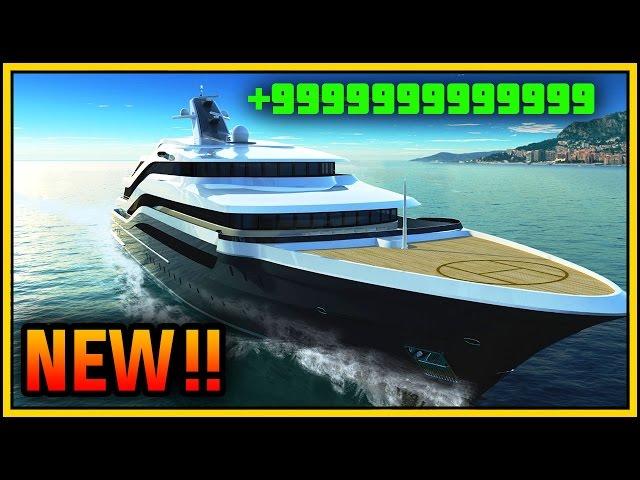 GTA 5 Executives & Other Criminals MOST EXPENSIVE DLC ? SUPER YACHTS, MANSIONS (GTA 5 DLC Update)