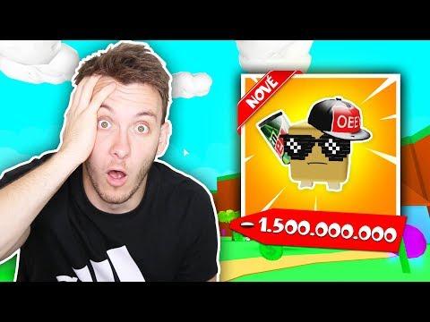 NOVÝ PETI ZA 1,500,000,000$! | Roblox #81 | HouseBox