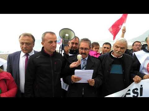 Antalya'ya ihanet ediliyor