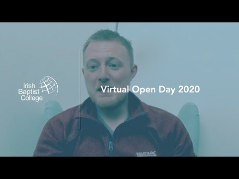 IBC Video: Virtual Open Day // David Cameron - Student