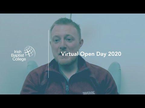IBC Video: Virtual Open Day // David Cameron - Student