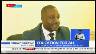 CS Matiang\'i issues a directive aimed at ensuring education for all Kenyan students