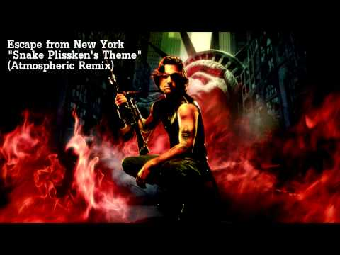 """Escape From New York - Snake Plissken's Theme"" (Atmospheric Remix) [Zef - 2014]"