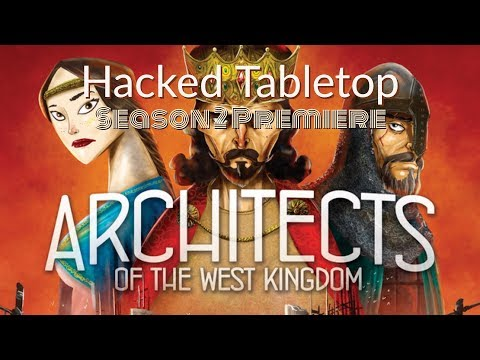 Architects of the West Kingdom 4 Player Playthrough