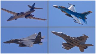 Nellis AFB Red Flag 20-3 (August 4th, 2020)
