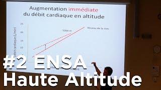 #2 La Haute Altitude ENSA Ecole Nationale de Ski et d