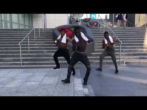 Africa makosa dance steps