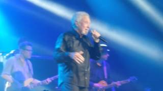 Tom Jones - If I Only Knew (München, Tollwood 2015)