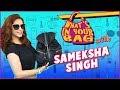 Sameksha Singh aka Olympias Handbag Secret Revealed | Parminder | Porus | Khichdi | Tellymasala