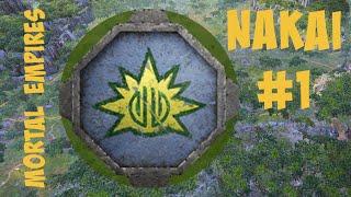 Nakai The Wanderer Mortal Empires – First 20 turn of a nakai the wanderer mortal empires campaign!