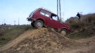 lada niva 1 6 9   YouTube