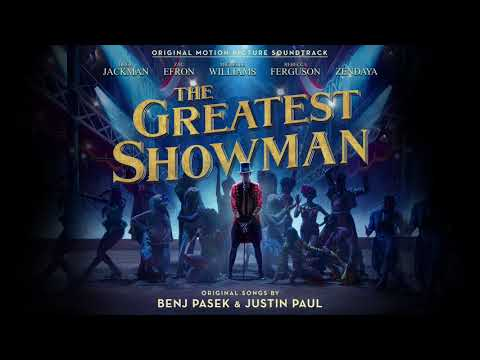 The Greatest Showman - The Greatest Show Cover Image