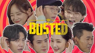 Interviewing the TOP STARS of Korea - (NETFLIX BUSTED SEASON 2)