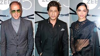 Bollywood Stars At Zee's Silver Jubilee Bash | Shah Rukh Khan, Akshay Kumar | Bollywood Buzz
