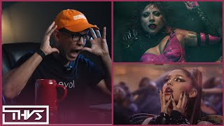 Filmmaker Reacts   Lady Gaga, Ariana Grande - Rain On Me (Official Music Video)