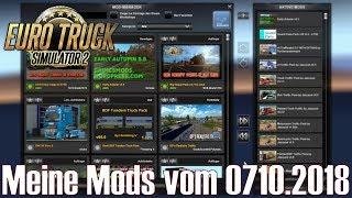 ETS2 V1.32 I Mod ▶️ Meine Mods Vom 07.10.2018 [Deutsch/HD]