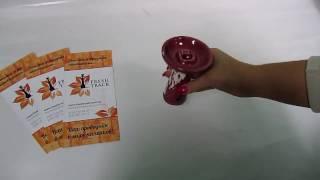 Чаша для кальяну Euro Shisha BK-10, відеоогляд 1