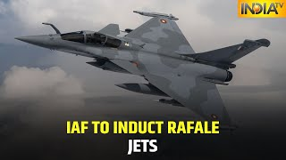 Good News! Amid Stand-Off With China, IAF To Induct Five Rafale Jets At Ambala Airbase On July 29 - Download this Video in MP3, M4A, WEBM, MP4, 3GP