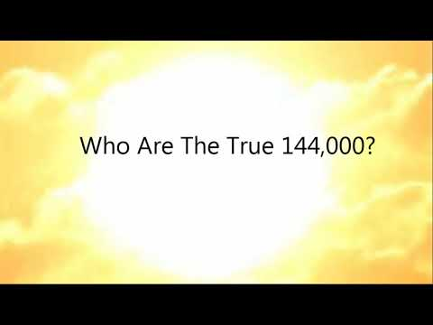 2 OF THE 144,000 WHERE ARE YOU ? - LASTDAYS VISIONARIES - Video
