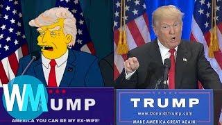 TOP 10 Der Wahr Gewordenen Simpsons-Vorhersagen