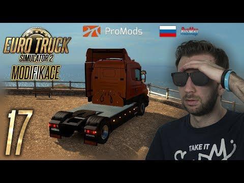 NA KONCI SVĚTA!   Euro Truck Simulator 2 ProMods & RusMap #17