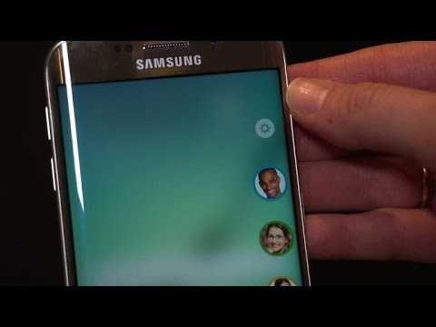 Dive into Samsung's Galaxy S6 Edge 'edge' display