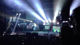 Incubus - Are You In - Live @Curitiba Master Hall - 10/12/13