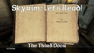 Audiobooks - The Third Door