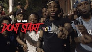 "Bizzy Banks   ""Don't Start"" (Music Video) 