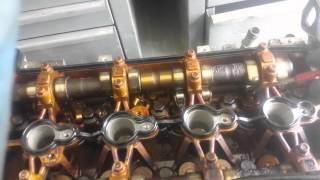 07 chevy Malibu engine  locked up,