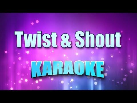 Beatles - Twist & Shout (Karaoke & Lyrics)