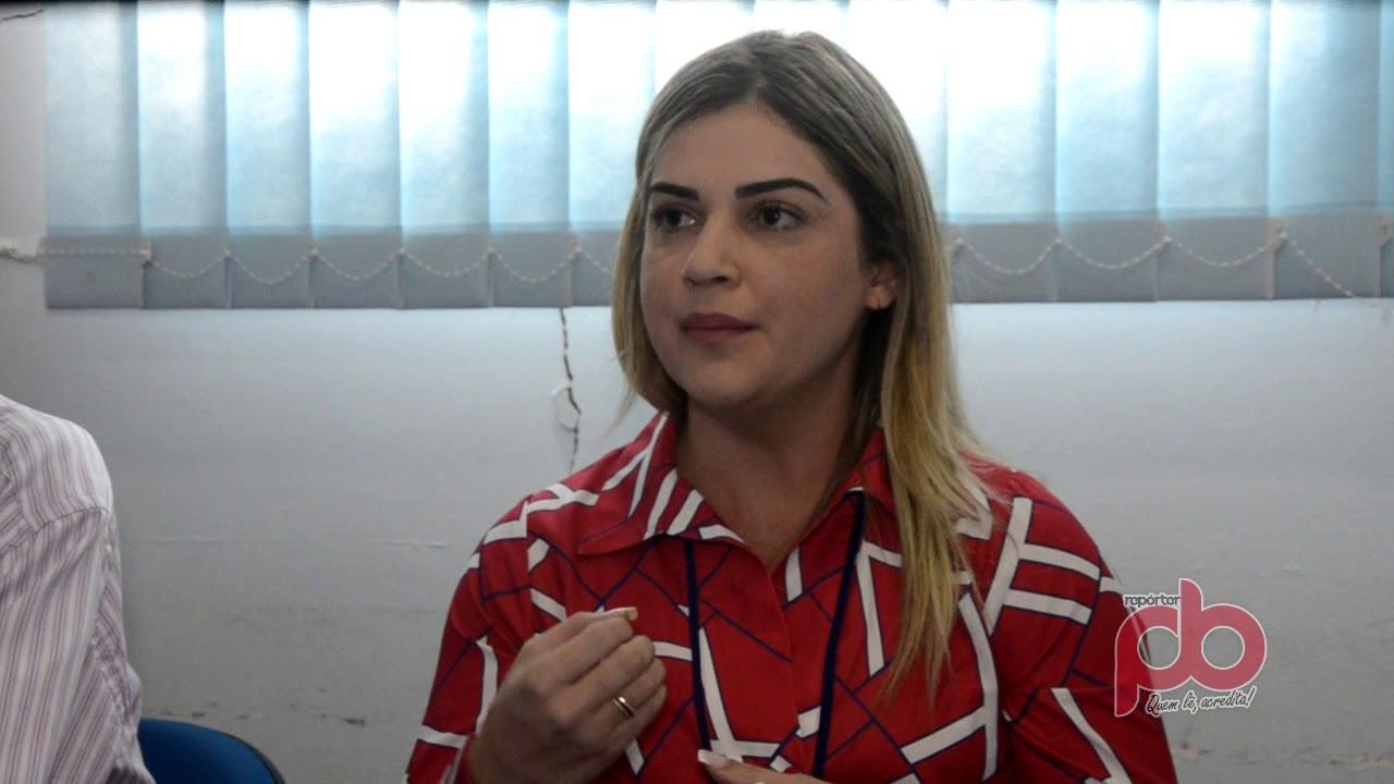 Diretora do Hospital Regional explica atendimentos durante coletiva à Imprensa