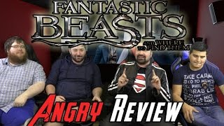 Fantasic Beasts - Angry Movie Review