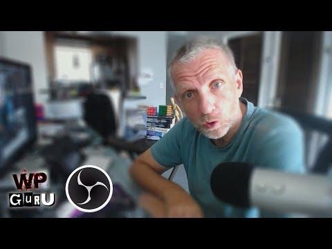 Using Scene Collections in OBS Studio | The WP Guru