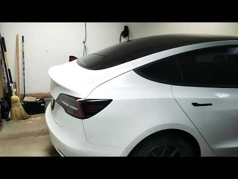 Download Tesla Automatic Trunk Model 3 Video 3GP Mp4 FLV HD Mp3