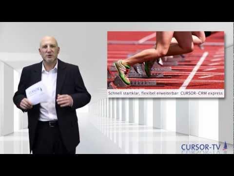 CURSOR-TV 03-2013 - Die CURSOR-News im Video-Format