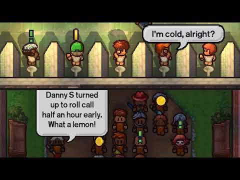 Видео № 0 из игры Escapists 2 [PS4]