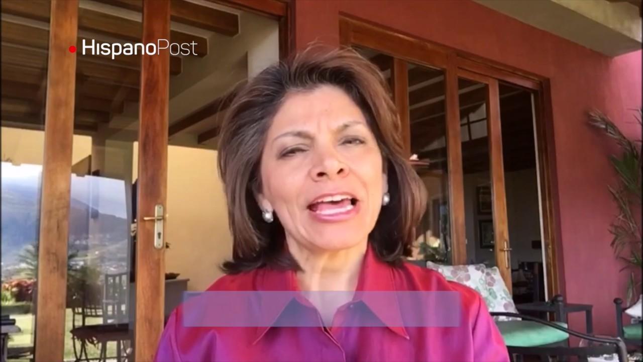 Laura Chinchilla: Brindo por las mujeres que no tienen miedo