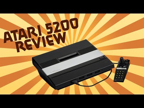Atari 5200 Review
