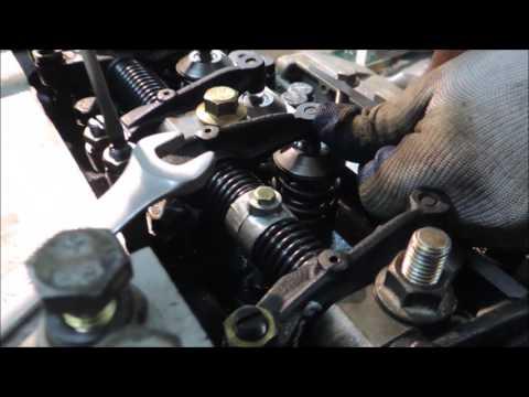 Ремонт двигателя Фотон видео № 2 Запуск мотора после ремонта
