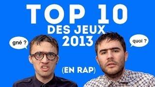 TOP 10 des jeux 2013 (Cyprien Squeezie)