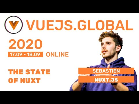 Image thumbnail for talk The State of Nuxt