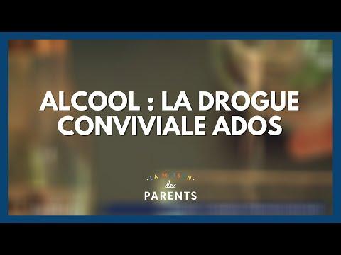 Alcool : la drogue conviviale ados - La Maison des parents #LMDP