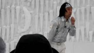 ゆってぃーIN旭川冬まつり2010.02.07