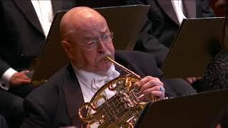 Brahms's 3rd Symphony, Horn Solo