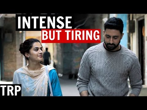 5 Reasons Why 'Manmarziyaan' Is Beautiful But Too Exhausting